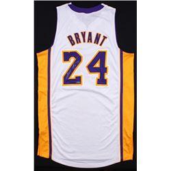 Kobe Bryant Signed Lakers Adidas Authentic Jersey (Panini COA)