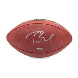 "Tom Brady Signed ""The Duke"" Official NFL Game Ball (UDA COA)"