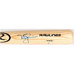 Mark McGwire Singed Rawlings Big Stick Professional Model Baseball Bat (MLB Hologram)