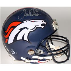 Terrell Davis Signed Broncos Full Size Authentic On-Field Helmet (JSA COA)