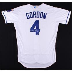 Alex Gordon Signed Royals Jersey (MLB Hologram)
