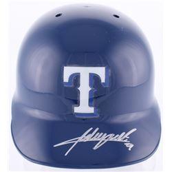 Adrian Beltre Signed Rangers Full-Size Authentic Batting Helmet (MLB Hologram)