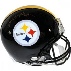 Antonio Brown Signed Steelers Full-Size Helmet (Steiner COA)