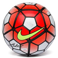 Christian Pulisic Signed Nike Ordem Official Match Soccer Ball (Panini COA)