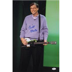 Bill Gates Signed 12x18 Photo (JSA LOA)