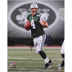 Brett Favre Signed Jets 16x20 Photo (Favre COA)