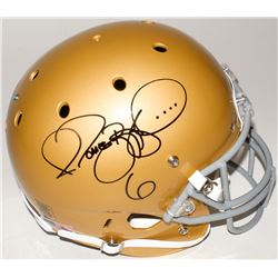 Jerome Bettis Signed Notre Dame Fighting Irish Full-Size Helmet (Radtke COA)
