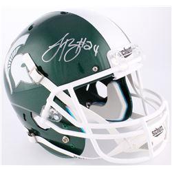 Le'Veon Bell Signed Michigan Spartans Full-Size Helmet (Radtke COA)