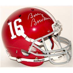 Bobby Bowden Signed Alabama Crimson Tide Full-Size Helmet (Radtke COA)
