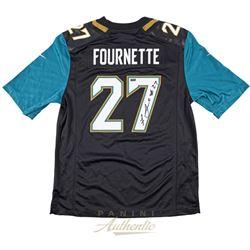 Leonard Fournette Signed Jaguars Jersey (Panini COA)