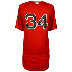 David Ortiz Signed Red Sox Final Season Jersey (MLB  Fanatics)