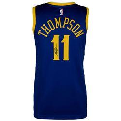 Klay Thompson Signed Warriors Jersey (Fanatics)