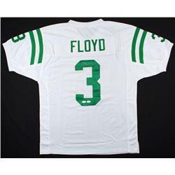 Michael Floyd Signed Notre Dame Fighting Irish Jersey (JSA COA)