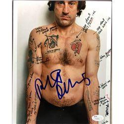 """Robert De Niro Signed """"Cape Fear"""" 8x10 Photo (JSA COA)"""