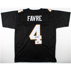 Brett Favre Signed Southern Miss Golden Eagles Jersey (Favre COA)