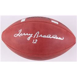 Terry Bradshaw Signed Super Bowl X Football (Radtke COA  Bradshaw Hologram)