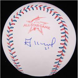 Jose Altuve Signed 2017 All-Star Game Baseball (MLB Hologram)