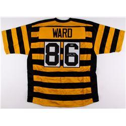 Hines Ward Signed Steelers Jersey (Radtke COA)