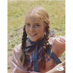 "Melissa Gilbert Signed ""Little House On The Prairie""  8x10 Photo Inscribed ""2014"" (JSA COA)"