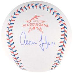 Aaron Judge Signed 2017 All-Star Game Baseball (Fanatics Hologram   MLB Hologram)