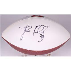 Luke Kuechly Signed Boston College Eagles Logo Football (Radtke COA)