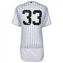 Greg Bird Signed Yankees Jersey (Fanatics Hologram  MLB Hologram)