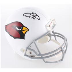 Emmitt Smith Signed Cardinals Full-Size Helmet (Radtke COA  PROVA Hologram)