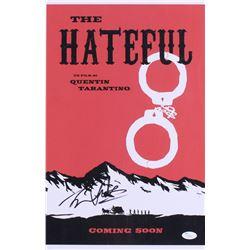 "Tim Roth Signed ""The Hateful 8"" 11x17 Photo (JSA COA)"