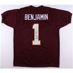 Kelvin Benjamin Signed Florida State Seminoles Jersey (JSA COA)
