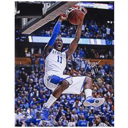 John Wall Signed Kentucky Wildcats LE 16x20 Photo (Panini COA)