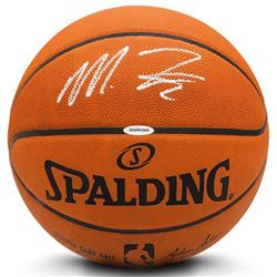 Markelle Fultz Signed NBA Game Ball Basketball (UDA COA)