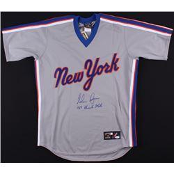 """Nolan Ryan Signed Mets Jersey Inscribed """"1969 Miracle Mets"""" (JSA COA)"""