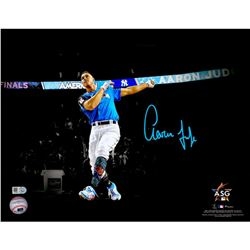 "Aaron Judge Signed Yankees ""2017 Home Run Derby"" 11x14 Photo (Fanatics Hologram  MLB Hologram)"