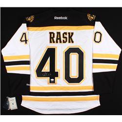 Tuukka Rask Signed Bruins Jersey  (JSA COA  Rask Hologram)