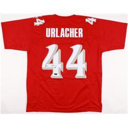 Brian Urlacher Signed New Mexico Lobos Jersey (Radtke COA)