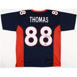 Demaryius Thomas Signed Broncos Jersey (Radtke COA)