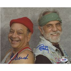 "Tommy Chong  Cheech Marin Signed ""8x10 Photo (PSA COA)"