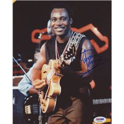 George Benson Signed 8x10 Photo (PSA COA)