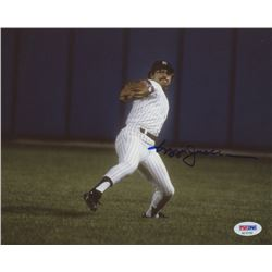 Reggie Jackson Signed Yankees 8x10 Photo (PSA COA)