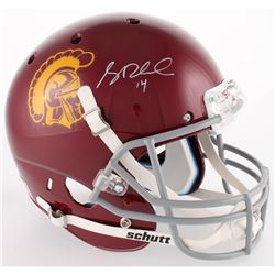 Sam Darnold Signed USC Trojans Full-Size Helmet (Radtke COA)