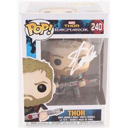 "Stan Lee Signed ""Thor: Ragnarok"" Funko Pop Vinyl Figure (Radtke COA  Lee Hologram)"