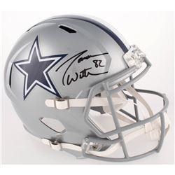 Jason Witten Signed Cowboys Full-Size Speed Helmet (Radtke COA  Witten Hologram)