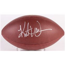 Kurt Warner Signed NFL Football (JSA COA)