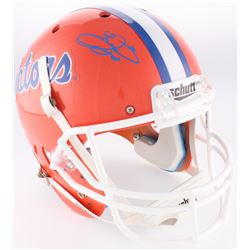 Emmitt Smith Signed Florida Gators Full-Size Helmet (Prova COA)