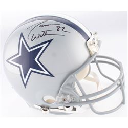 Jason Witten Signed Dallas Cowboys Authentic On-Field Full-Size Helmet (JSA COA  Prova Hologram)