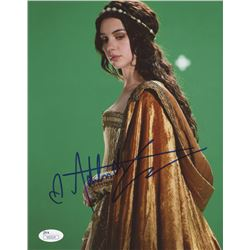 "Adelaide Kane Signed ""Reign"" 8x10 Photo (JSA COA)"