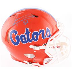 Jevon Kearse Signed Florida Gators Full-Size Authentic On-Field Speed Helmet (Radtlke COA)