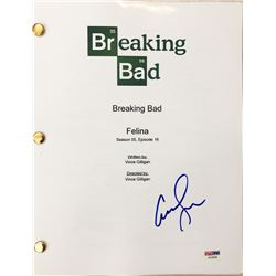 "Anna Gunn Signed ""Breaking Bad"" Episode Full Script (PSA COA)"