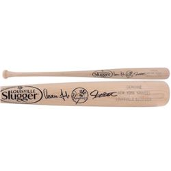 Giancarlo Stanton  Aaron Judge Signed Yankees Louisville Slugger Baseball Bat (Fanatics Hologram)