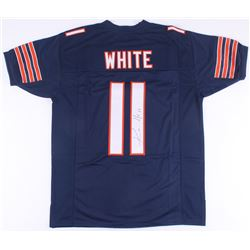 Kevin White Signed Bears Jersey (JSA COA)